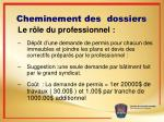 cheminement des dossiers2