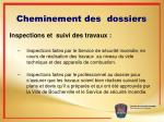 cheminement des dossiers5