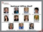 national office staff