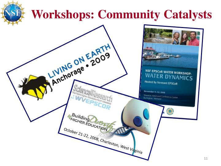 Workshops: Community