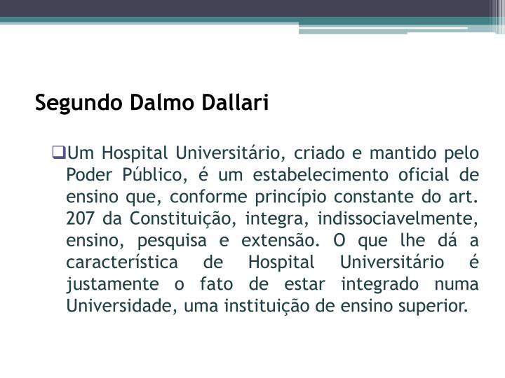 Segundo Dalmo