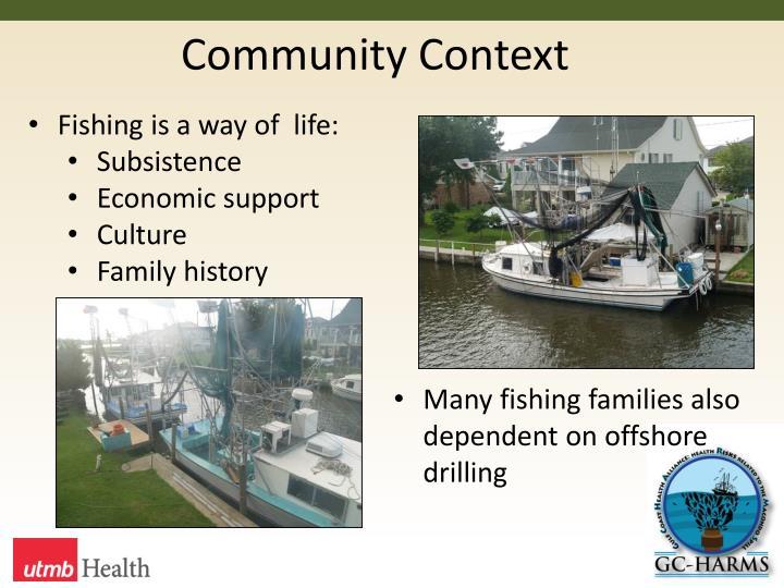 Community Context