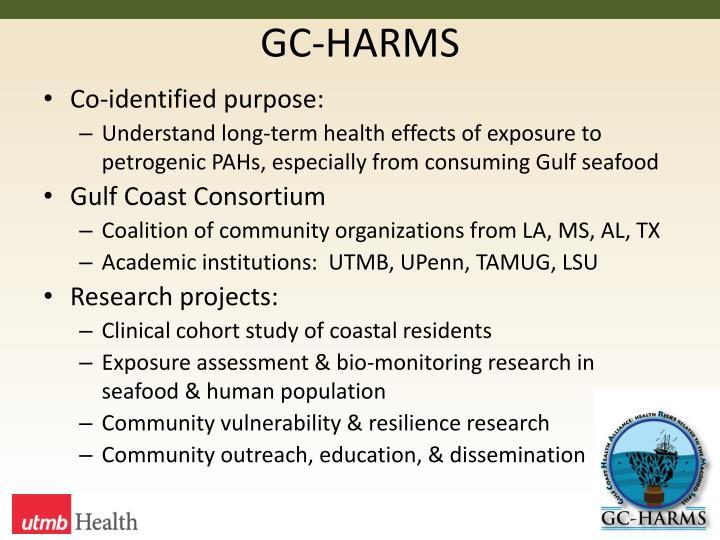 GC-HARMS