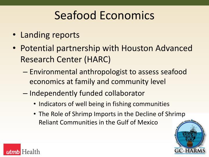 Seafood Economics