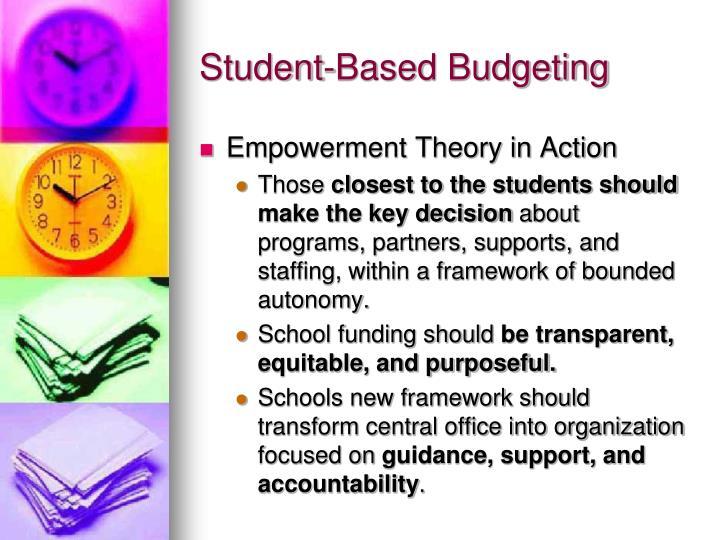 Student-Based Budgeting