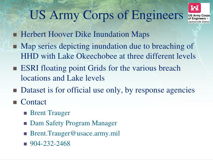 Us army corps of engineers1