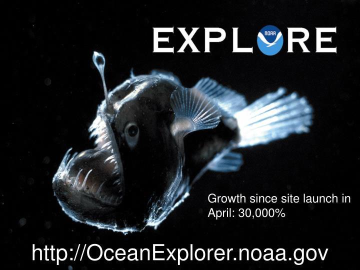 http://OceanExplorer.noaa.gov