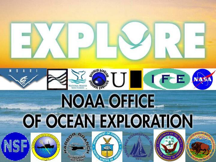 Capt craig mclean director office of ocean exploration