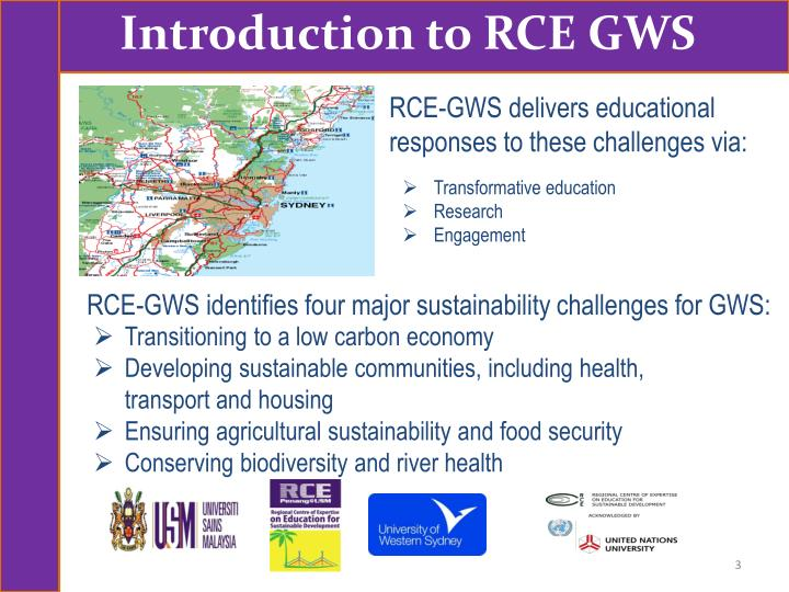 Introduction to rce gws