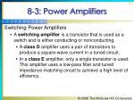 8 3 power amplifiers16