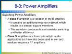 8 3 power amplifiers17