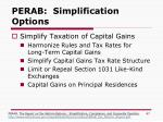 perab simplification options2