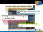 security breaches in the news