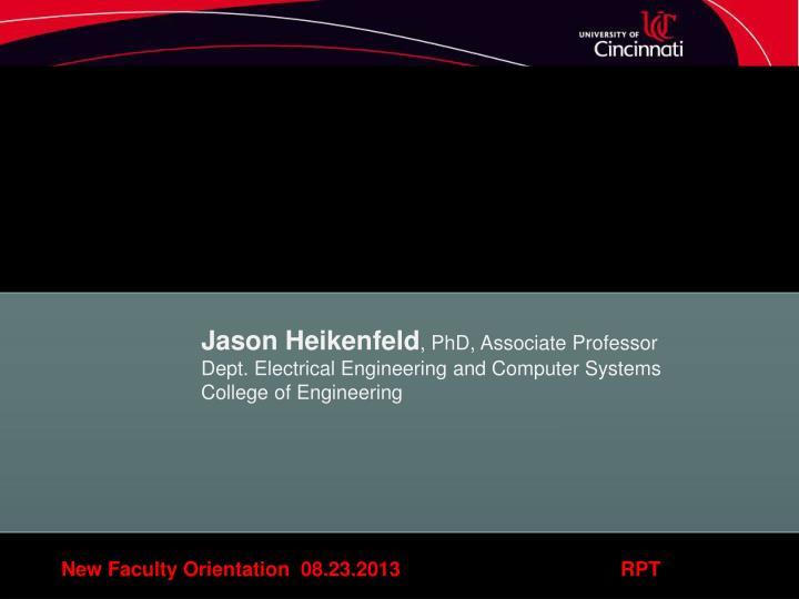 Jason Heikenfeld