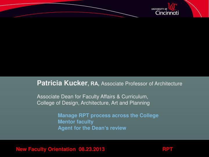 Patricia Kucker