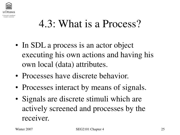 4.3: What is a Process?