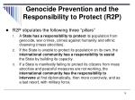 genocide prevention and the responsibility to protect r2p1