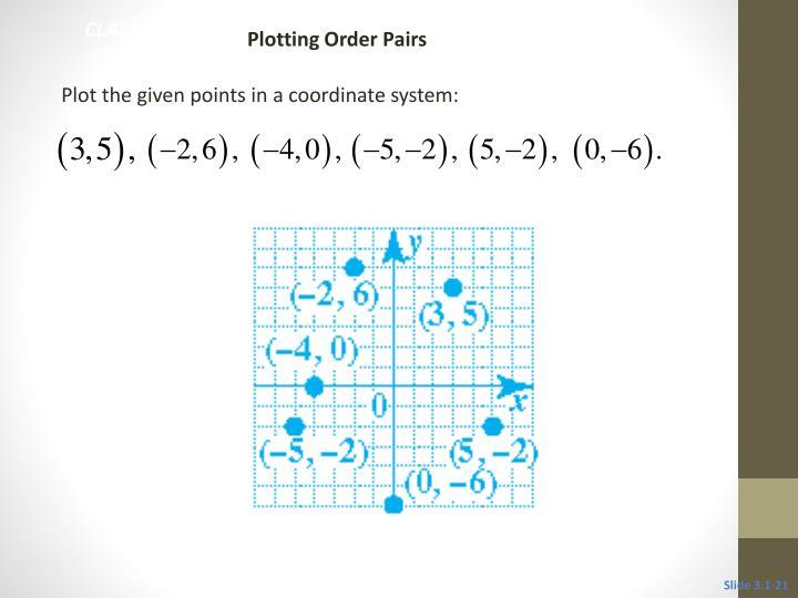 CLASSROOM EXAMPLE 5