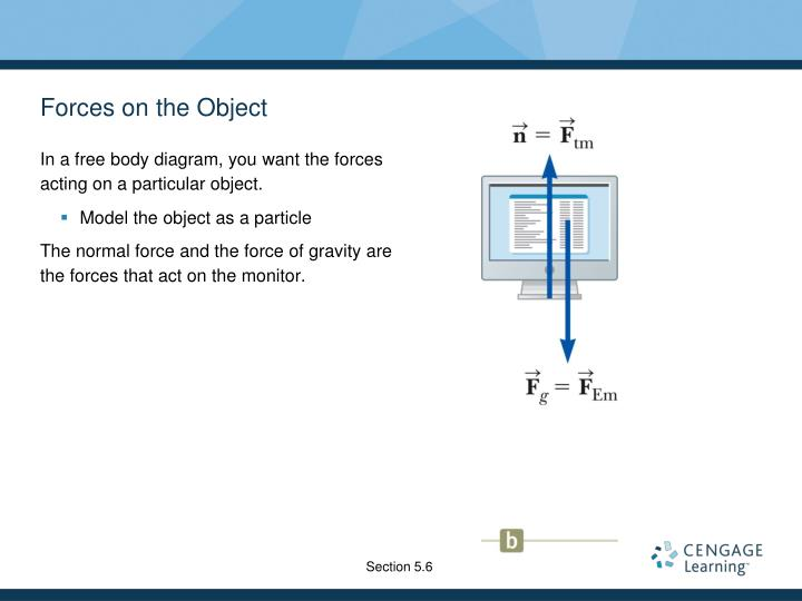 Forces on the Object