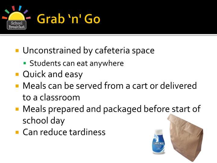 Grab 'n' Go