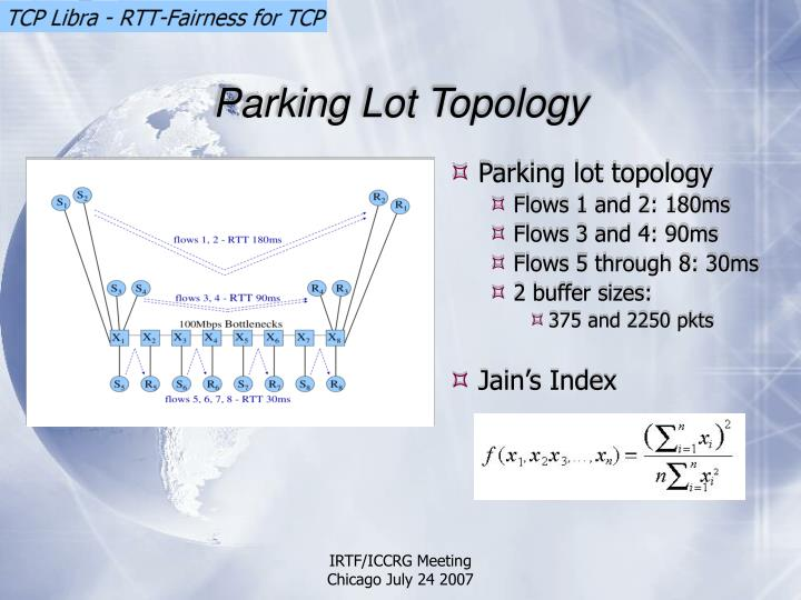 Parking Lot Topology