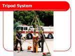 tripod system