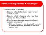ventilation equipment technique2