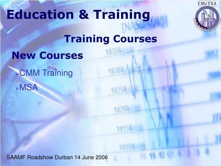 Training Courses