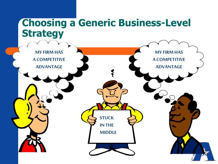 Choosing a Generic Business-Level Strategy