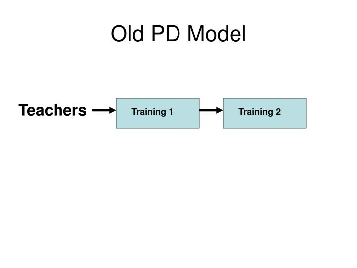 Old PD Model