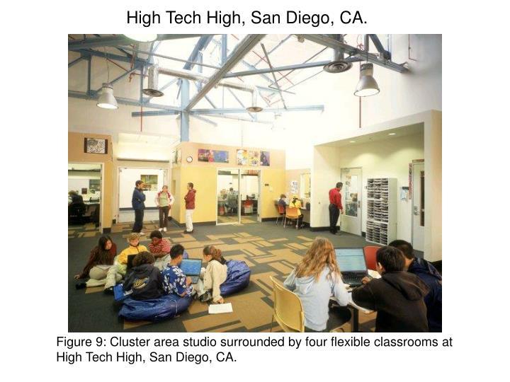 High Tech High, San Diego, CA.
