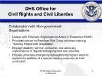 dhs office for civil rights and civil liberties5