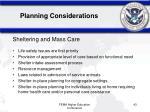 planning considerations3