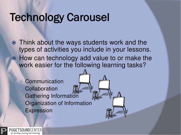 Technology Carousel