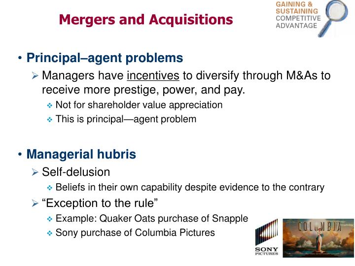mergers and acquisitions business alliances that guarantee long term achievement Effects on customers' and suppliers' due to mergers and acquisitions appear to be relatively frequent phenomena in business life but also alliances and.
