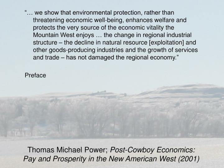 Thomas Michael Power;