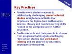 key practices