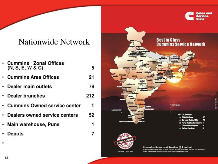 Nationwide Network