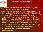 quality assurance11
