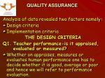 quality assurance2