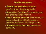 quality assurance4