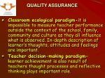 quality assurance7