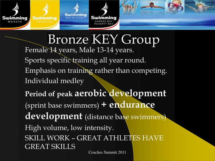Bronze KEY Group