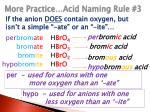 more practice acid naming rule 3
