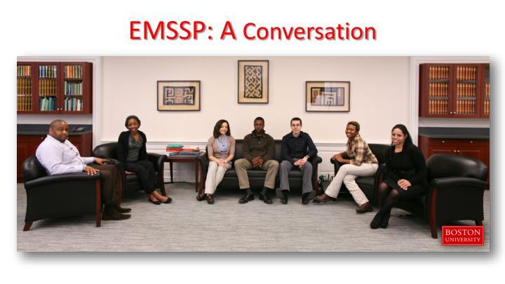 EMSSP: A