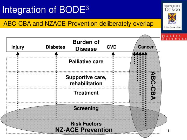 Burden of Disease
