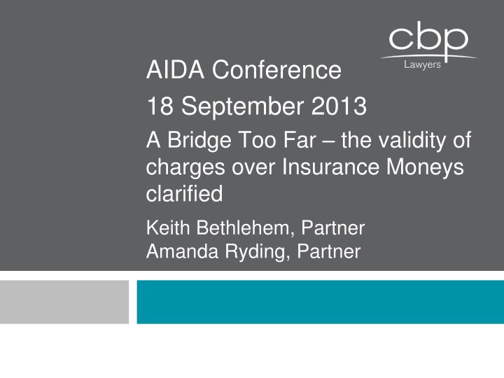 AIDA Conference