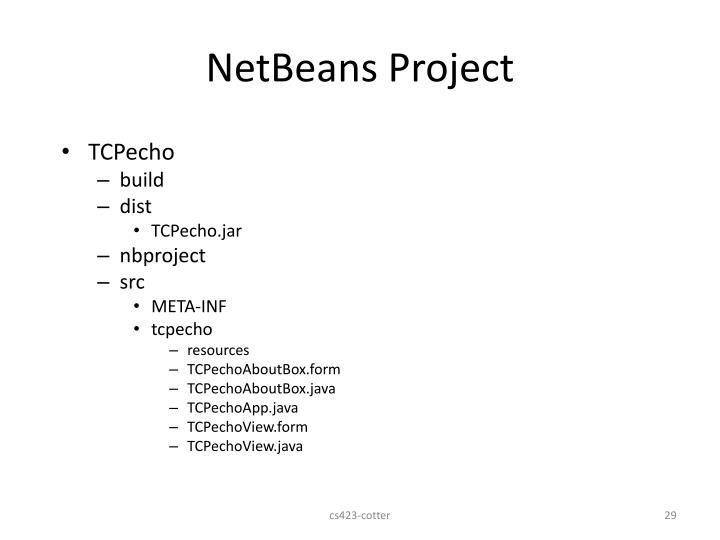 NetBeans Project