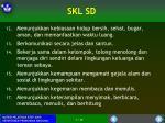 skl sd2