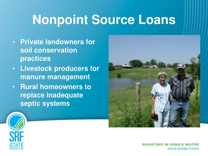 Nonpoint Source Loans